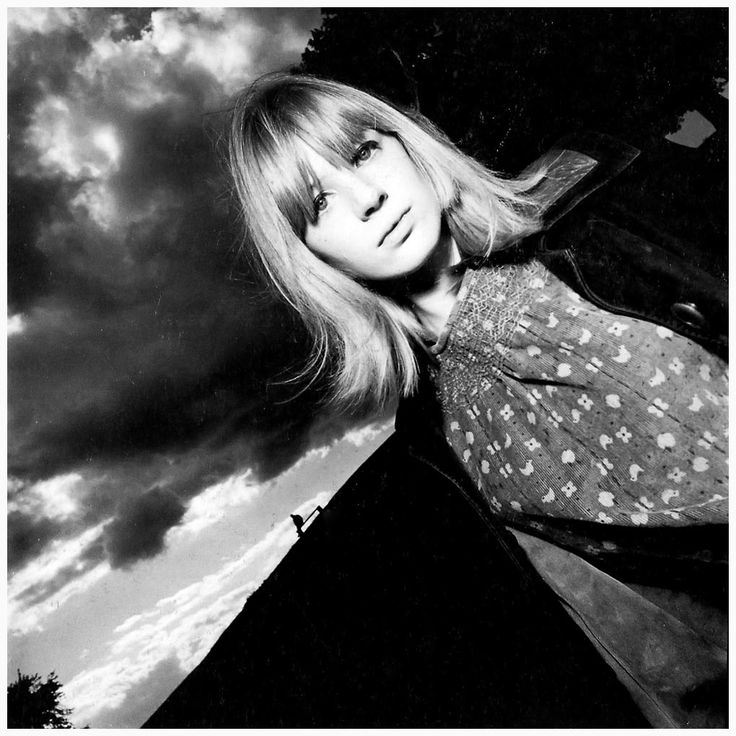 Marianne Faithfull,Sept. 18, 1964, published in Vogue, March 15 ...