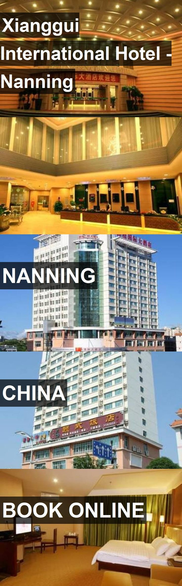 Hotel Xianggui International Hotel - Nanning in Nanning, China. For more information, photos, reviews and best prices please follow the link. #China #Nanning #XiangguiInternationalHotel-Nanning #hotel #travel #vacation