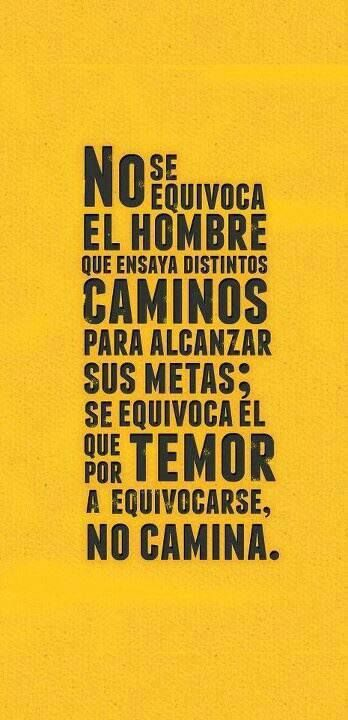 Camina #Emprende #caminos #quotes #citas
