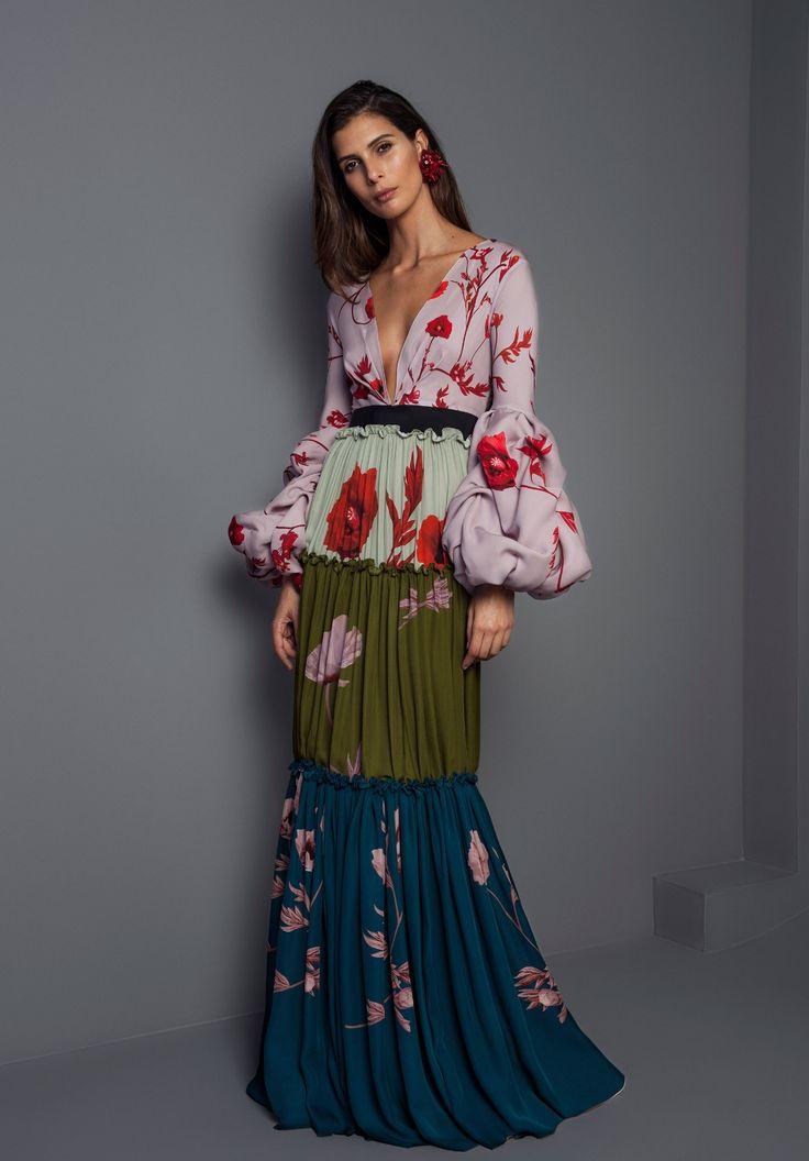 Johanna Ortiz Fall 2017 Vogue.com