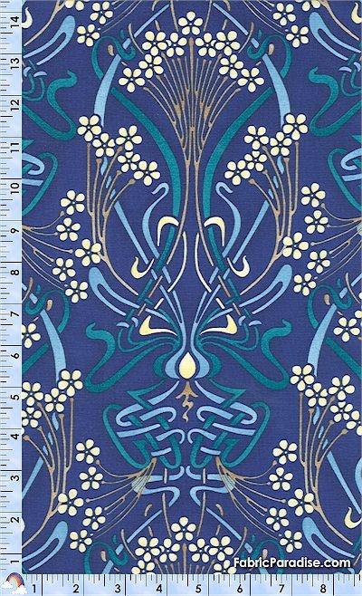 Classic Art Nouveau Pattern