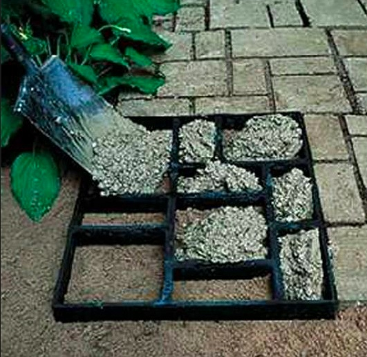 I've been looking for this very easy patio for quite some time. Dollar store here I come! from Homesteading/Survivalism.
