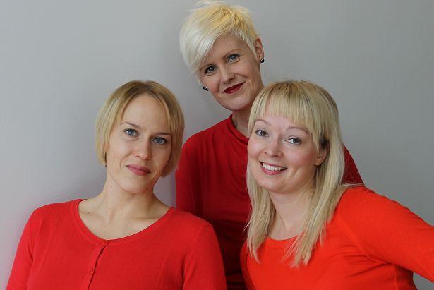 Punaiset naiset