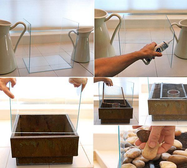 die besten 25 tragbare feuerstellen ideen auf pinterest. Black Bedroom Furniture Sets. Home Design Ideas