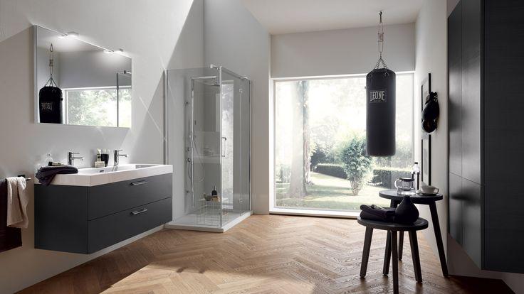 Salle de bain haut de gamme Aquo   Scavolini site officiel