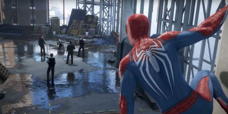 Insomniac Talks About Spider-Man's Villain and Cast of Characters