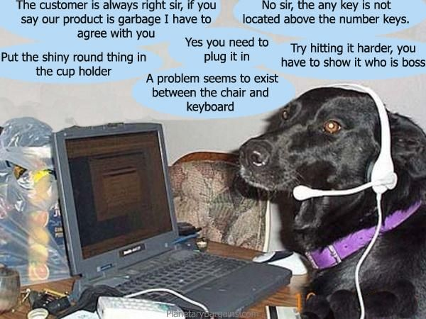 16 Best Images About Funny Pet Tech Support On Pinterest