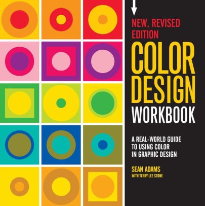 Author: Sean Adams I chose this book because it specifically focuses on color in graphic design. It has an interesting layout and an appealing cover.