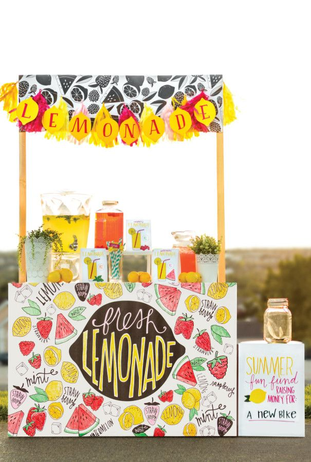 The Ultimate Lemonade Stand