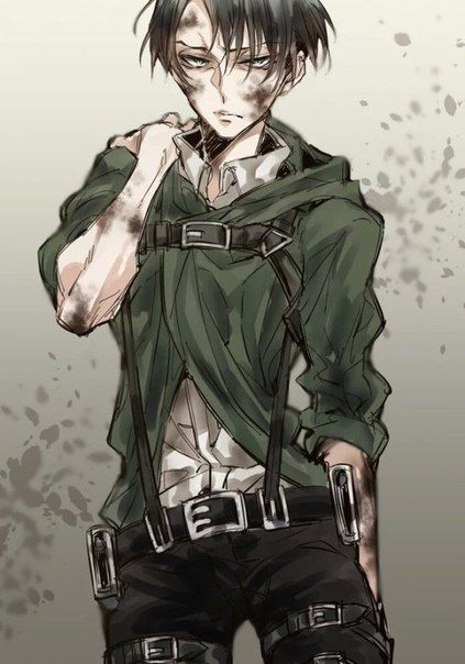 Erwin Smith / Levi | Shingeki no Kyojin