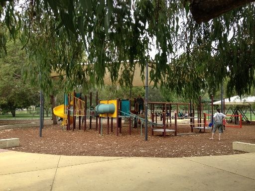 Ivey Watson Playground and Sticky Beaks Cafe Kings Park. Find out how far this playground is from your current location and get a map to take you there with the Kids Around Perth app available from Google Play or the App Store