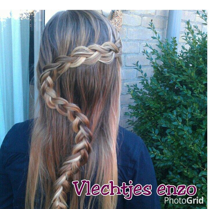 Snakebraid #amazinghairstyles #braidsforgirls #hairstylesforgirls