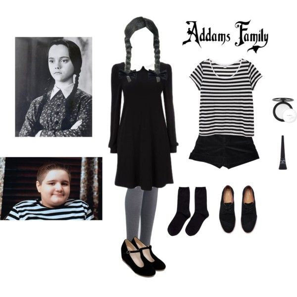 Addams Family Pugsley And Wednesday | www.imgkid.com - The ...