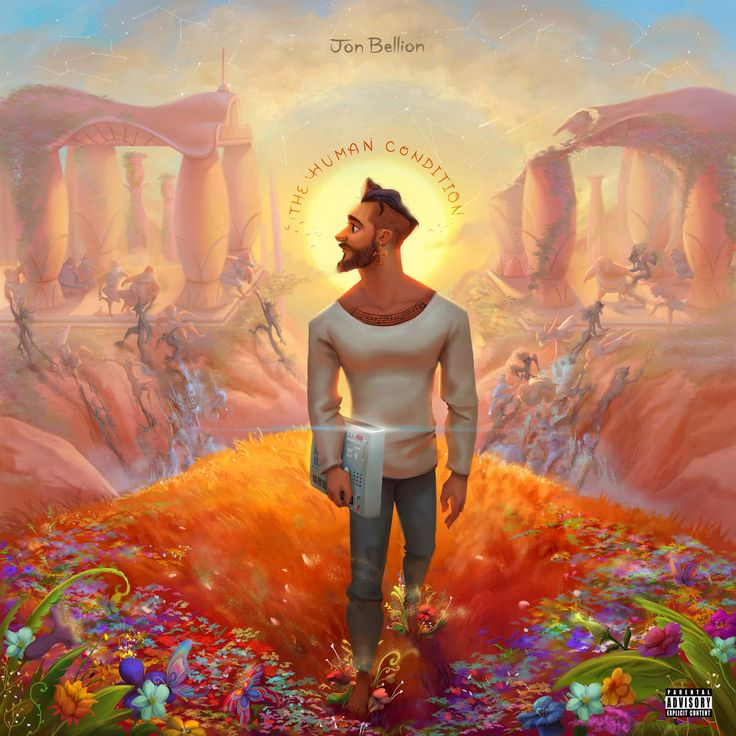 Jon Bellion : : The Human Condition