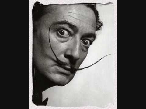 Salvador Dalí, Pinturas - Сальвадор Дали, Картины - YouTube