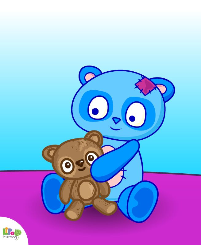 Happy Hug A Bear Day! Let's have a healing therapy by hugging our teddies as well as each other.