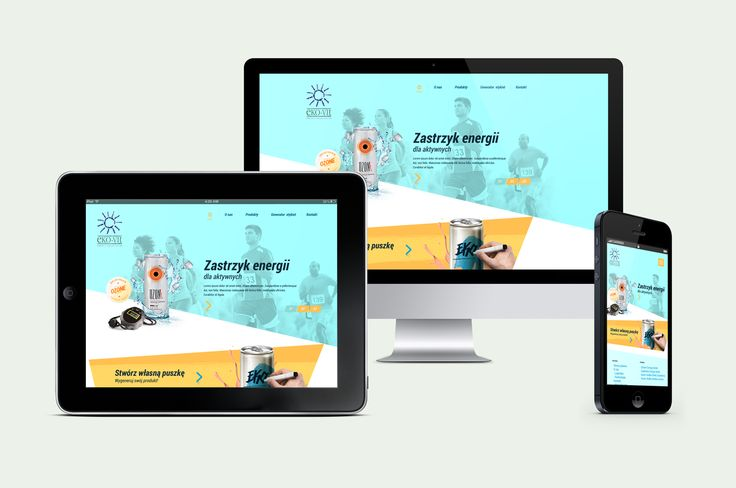 Our proposal of Responsive Web Design page for Eko-vit #rwd #responsive #webdesign #responsivewebdesign #synkro #wearesynkro #mobile #design #ipad #eko-vit #redbull