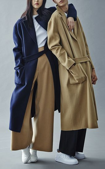 Low Classic FW14 Handmade Long Coat