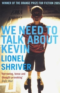 In this gripping novel of motherhood gone awry, Lionel Shriver approaches the tragedy of a high-school massacre from the point of view of the killers mother. In letters written to the boys father, mother Eva probes the upbringing of this more-than-difficult child and reveals herself to have been the reluctant mother of an unsavory son.