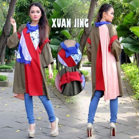 Priyanka dress IDR 380,000