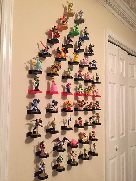 Best 25 amiibo display ideas on pinterest nintendo for Animals decoration games