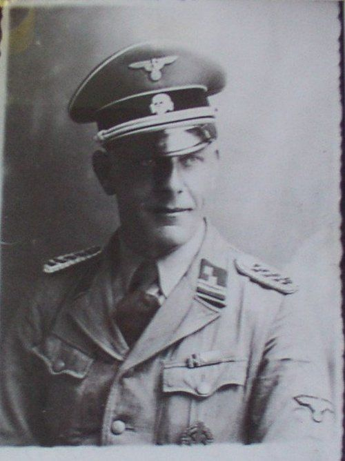 SS-Sturmscharführer Fritz-Karl Christoph S. of Einsatzkommando 5.