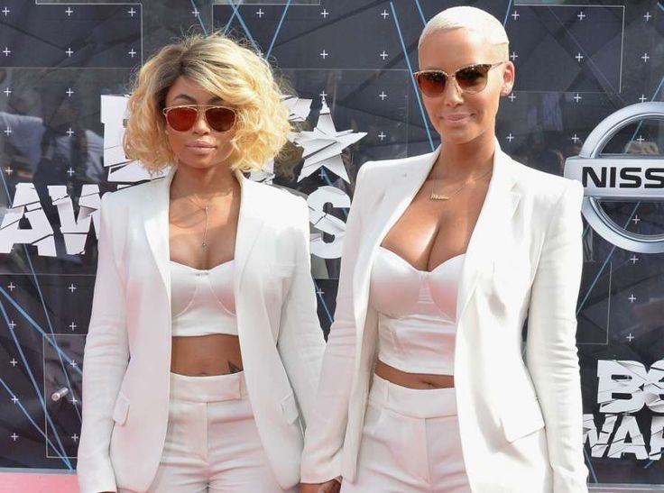 """Amber Rose Says She """"Taught Blac Chyna A Lot About Feminism"""" And Now's She Living It Up #AmberRose, #BlacChyna, #Kuwk celebrityinsider.org #Entertainment #celebrityinsider #celebrities #celebrity #celebritynews"""