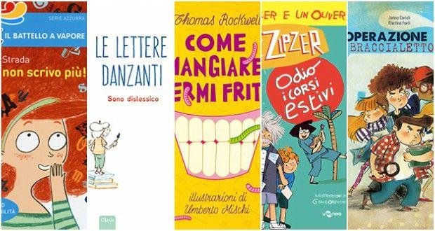 Libri per bambini dislessici | Consigli di lettura