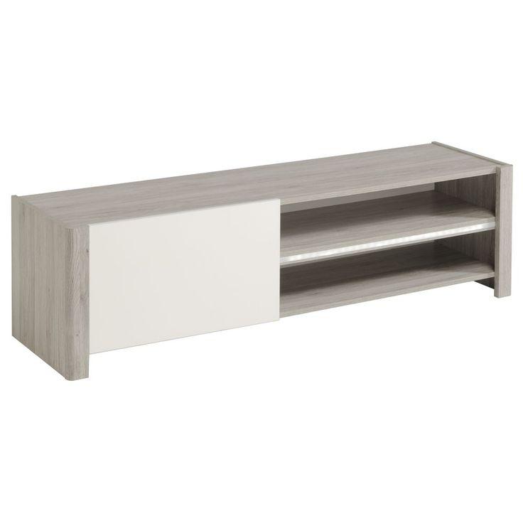 Parisot Wohnzimmer Lowboard Portofino Grey