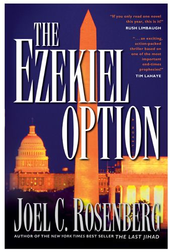 """The Ezekiel Option"" by Joel C. Rosenberg"