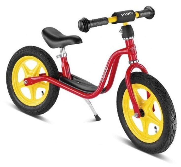 Der Spielzeugtester hat das PUKY Laufrad LR 1L rot angeschaut und empfiehlt es h… – Spielzeugtester