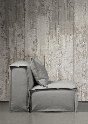 CON-06 Concrete Wallpaper by Piet Boon® | NLXL