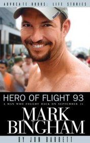 9/11/01 One of the Heroes that brought down flight 93 when it was hijacked