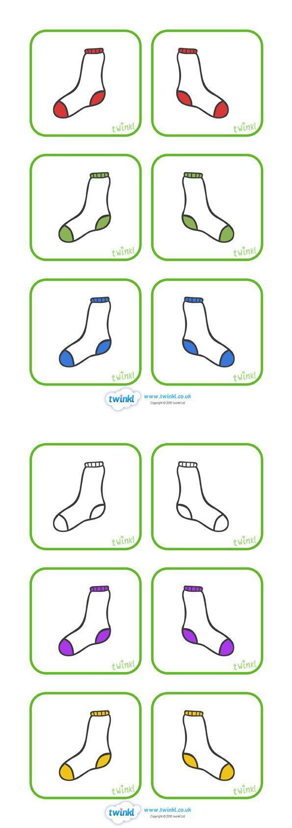 sokken matchen