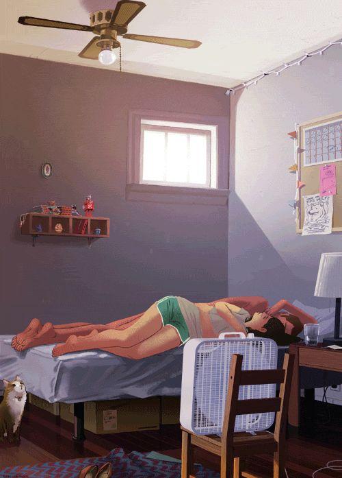 Rebecca Mock - Illustrazioni e GIF Illustration