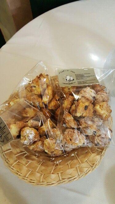 biscotti della nonna ricoperti da conflex