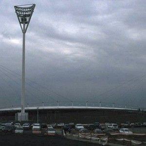 International Athletic Centre est une structure suspendu par câbles et stade / arène. Le projet est situé à/en Sydney, New South Wales, Nouvelle-Galles du Sud, Australie, Australie et Océanie.