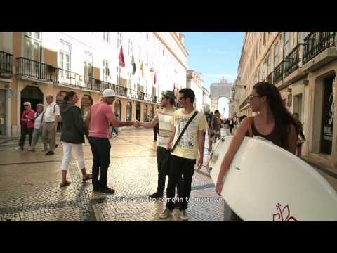 True Colors | The McNamara Surf Trip - A web documentary from the portuguese coast | Garrett arrived in Portugal and found the Nazaré wave almost by accident. His biggest surprise, though, was how well he was received by its people. Watch to see why. + info http://www.portuguesewaves.com/mcnamara