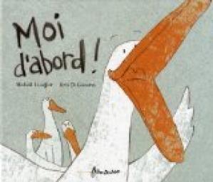 Critiques, citations, extraits de Moi d'abord ! de Michaël Escoffier. Dans la famille canard, il y a un caneton qui veut toujours être le pr...