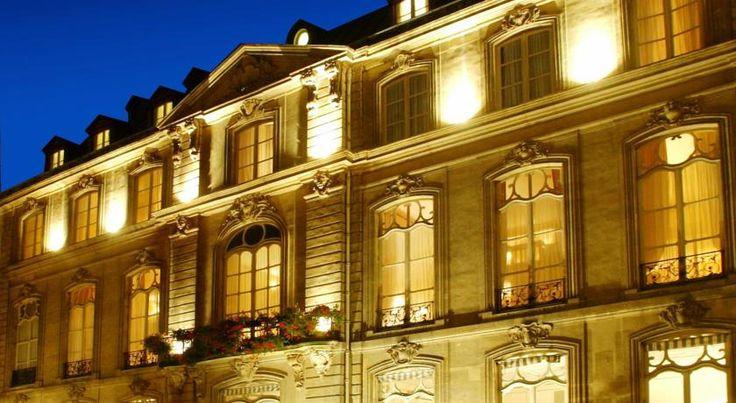 HOTEL|フランス・パリのホテル>ルーブル美術館の向かい>サン ジャーム アルバニー パリ ホテル スパ(Saint James Albany Paris Hotel Spa)