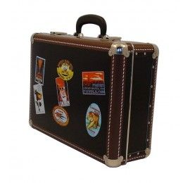 On The Road Suitcase