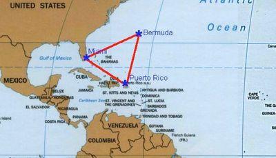 Misterios sin resolver: El misterio del Triángulo de la Bermudas.