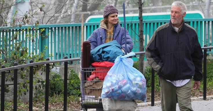 Richard Gere é morador de rua no trailer do filme 'Time Out of Mind'