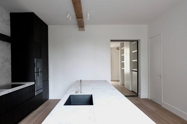 simplicity love: Castle apartment, Belgium | AIR Projects - Nathalie Goris