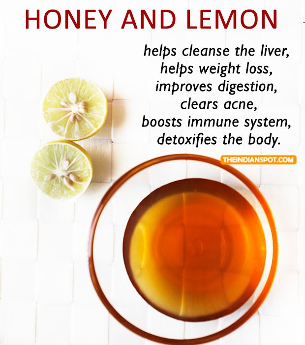 HONEY AND LEMON TO DETOXIFY Recipe: Juice from 1/2 of a fresh lemon 1 teaspoon of organic, raw honey Water Directions: Upon waking, mix in the honey and lemon to a cup of warm water. Drink the mix on an empty stomach. Benefits: Drinking honey lemon water effectively helps treat a dry cough, mucoid cough, cold …