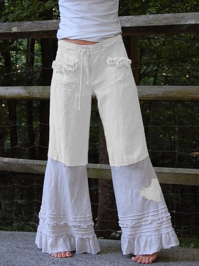 Casual Sleeveless Round Neck Plus Size Dress In 2020 Cotton Pants Black Cotton Fashion