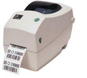 ZEBRA Printer TLP 2824+ TT RS232 SER/USB EUR/UK