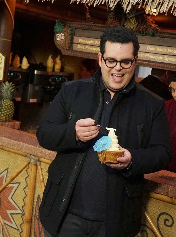 "Josh Gad will take viewers on a unique tour of Disneyland park during the two-hour television special, ""The Wonderful World of Disney: Disneyland 60,"" on Sunday, Feb. 21, on the ABC Television Network. Josh will also explore some Disneyland fan favorites, including a certain pineapple treat, and more!"