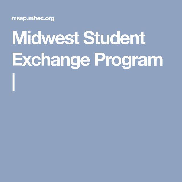 Midwest Student Exchange Program |