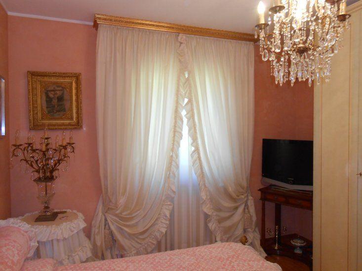 Oltre 25 fantastiche idee su tende da soggiorno su - Tende per camera da letto matrimoniale immagini ...